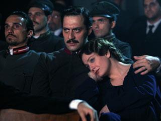 Vincere | WIN Marco Bellocchio's Vincere , starring Filippo Timi and Giovanna Mezzogiorno, excels in style and story.