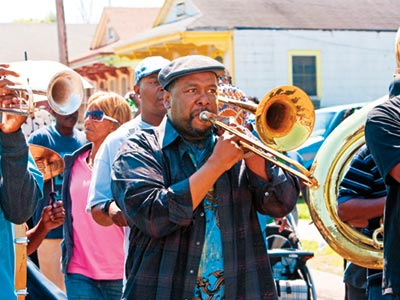 TREME on HBO If you've been feeling the void since The Wire ended two years ago, you're in luck. Creator David Simon's new series, about…