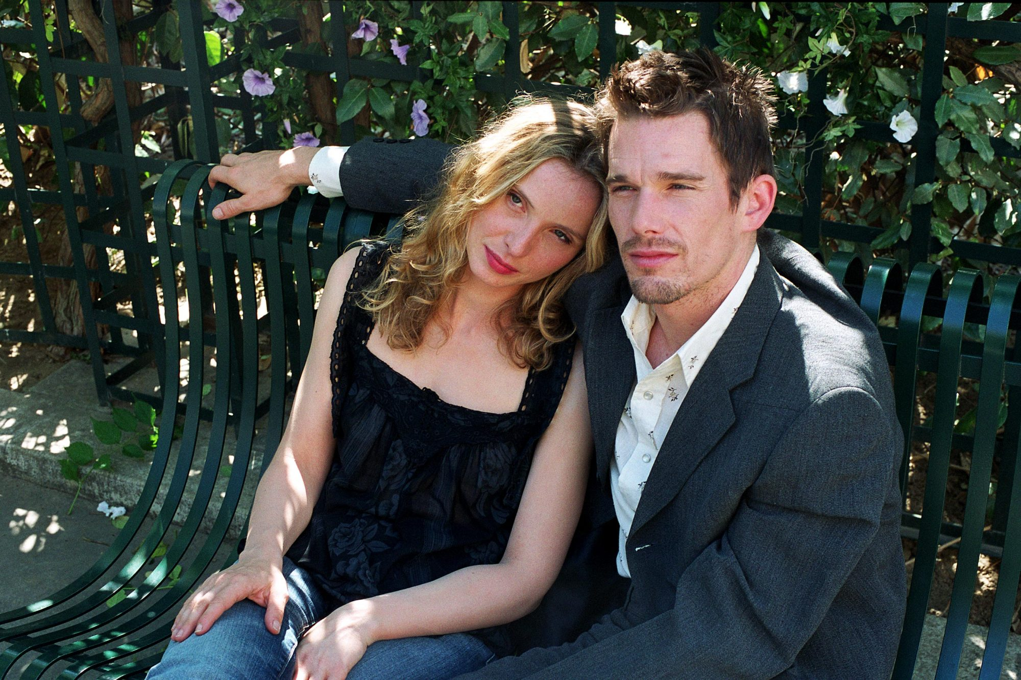 Before SunsetJULIE DELPY and ETHAN HAWKE