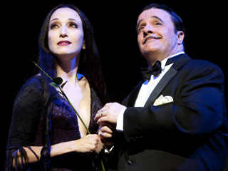 The Addams Family | CREEPY, KOOKY Bebe Neuwirth and Nathan Lane sing it up in The Addams Family .