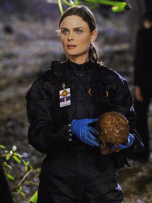 Bones, Emily Deschanel