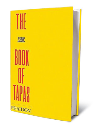 + BOOKS FOR COOKS THE BOOK OF TAPAS Simone & Inés Ortega ($39.95) A stunningly photographed compilation of classic Spanish recipes.