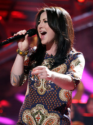 American Idol, American Idol, ... | Carly Smithson from season 7. She is one of my favorite female American Idol contestants ever. — Anna