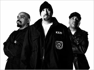 TROUBLE SEEKERS Cypress Hill