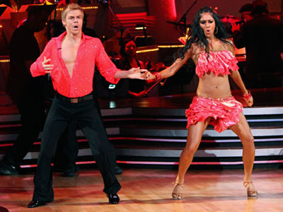 Dancing With the Stars | Dancing With the Stars recap: Swingin' ''All our stars are true contenders,'' said Tommy B, which was a nice euphemism for ''Kate Gosselin is gone.''…