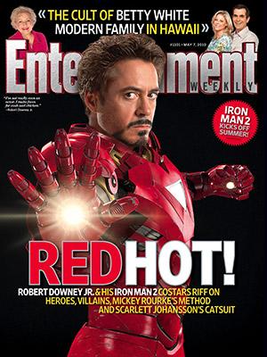 Iron Man 2, Robert Downey Jr.