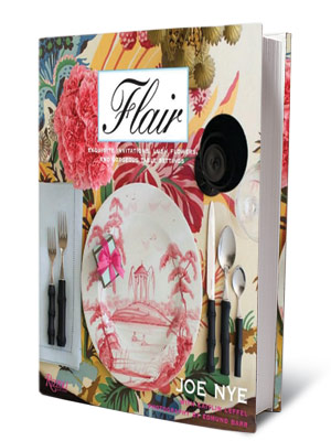 + BOOKS FOR DESIGNING WOMEN FLAIR Joe Nye ($29.95) For moms looking for unusual ways to turn their parties into drop-dead-gorgeous events.