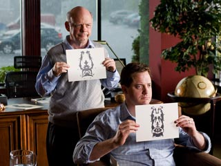 Furry Vengeance | FURRY VENGEANCE Wallace Shawn and Brendan Fraser