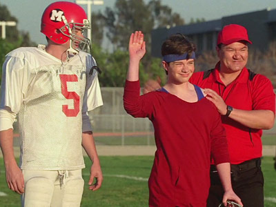 Glee, Chris Colfer   It doesn't matter if you're auditioning for the role of kicker or trying out for the glee club — just be sure to look the…