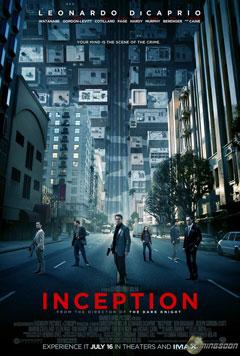 Inception, Leonardo DiCaprio