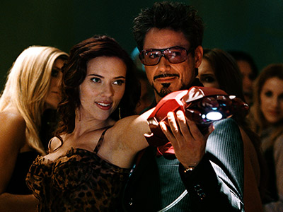 Iron Man 2, Robert Downey Jr. | IRON MAN 2 (May 7) Tony Stark's back, and he's got company: The sequel to 2008's $318 million hit includes new characters like a Russian…