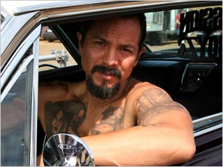 La Mission | FAMILY AFFAIR LA MISSION , starring Benjamin Bratt, was written and directed by the actor's brother Peter Bratt.