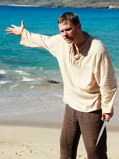 Lost, Mark Pellegrino | GHOST DAD? Jacob: Ruler of the ghost world?