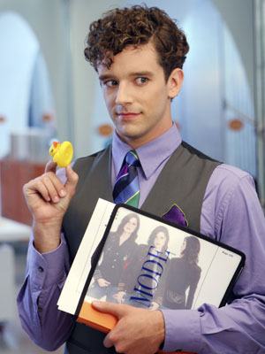Michael Urie, Ugly Betty | ''So this is where the tragic happens.'' —Marc (Michael Urie) , after happening upon a sleeping Betty (America Ferrera) in her bedroom