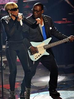 Mary J. Blige, Randy Jackson, ...