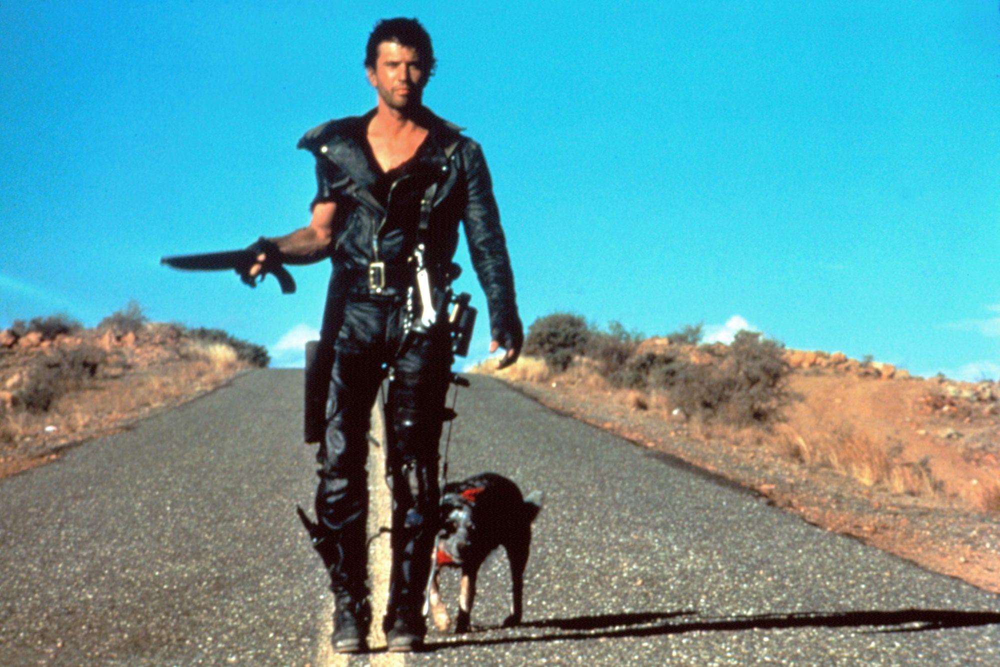 THE ROAD WARRIOR, (aka MAD MAX 2: THE ROAD WARRIOR), Mel Gibson, 1981