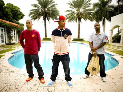 N.E.R.D., Pharrell Williams | N.E.R.D., TITLE TBA (June) The Neptunes don't feel quite as omnipresent as they did last decade, but the duo (a.k.a. superproducers Pharrell Williams and Chad…