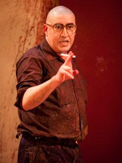 Alfred Molina | RED Alfred Molina as Mark Rothko