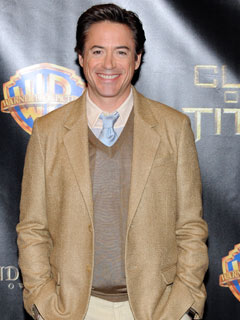 The Wizard of Oz, Robert Downey Jr.
