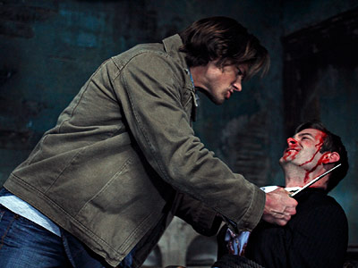 Supernatural, Jared Padalecki | Supernatural recap: Where's your moose? And where's Pestilence? But Sam and Dean now find themselves in a precarious position: They have two episodes to get…