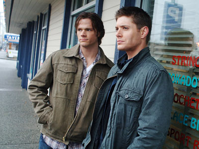 Supernatural, Jared Padalecki, ... | 11. ''MYSTERY SPOT '' (Season 3, episode 11) The episode took the brothers to a town where Sam began experiencing strange happenings Groundhog Day -style,…