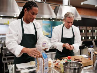 SKILLS Top Chef Masters is a cut above of other food-related reality TV.
