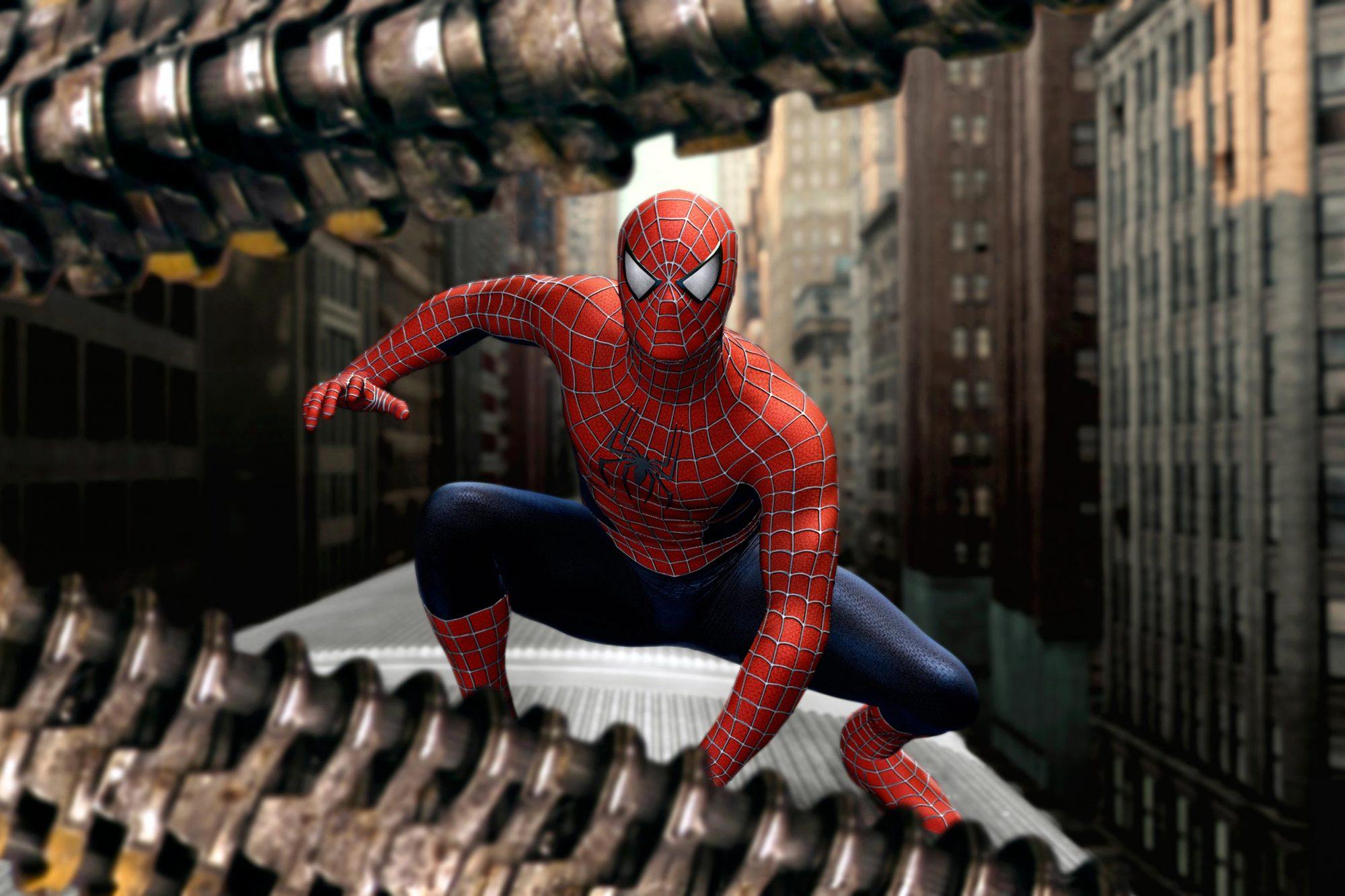 Spider-Man 2 (2004)Tobey Maguire