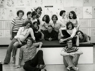 Waking Sleeping Beauty | YOUNG TALENT The 1975 graduating class of Cal Arts included the future stars of the animation business like John Lasseter, Brad Bird and John Musker.