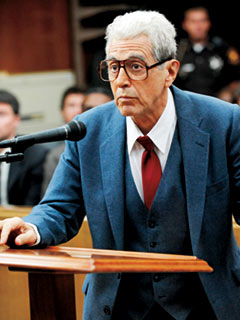 Al Pacino | GRIM TALE Al Pacino shows ''admirable restraint'' in his portrayal of Jack Kevorkian in You Don't Know Jack .