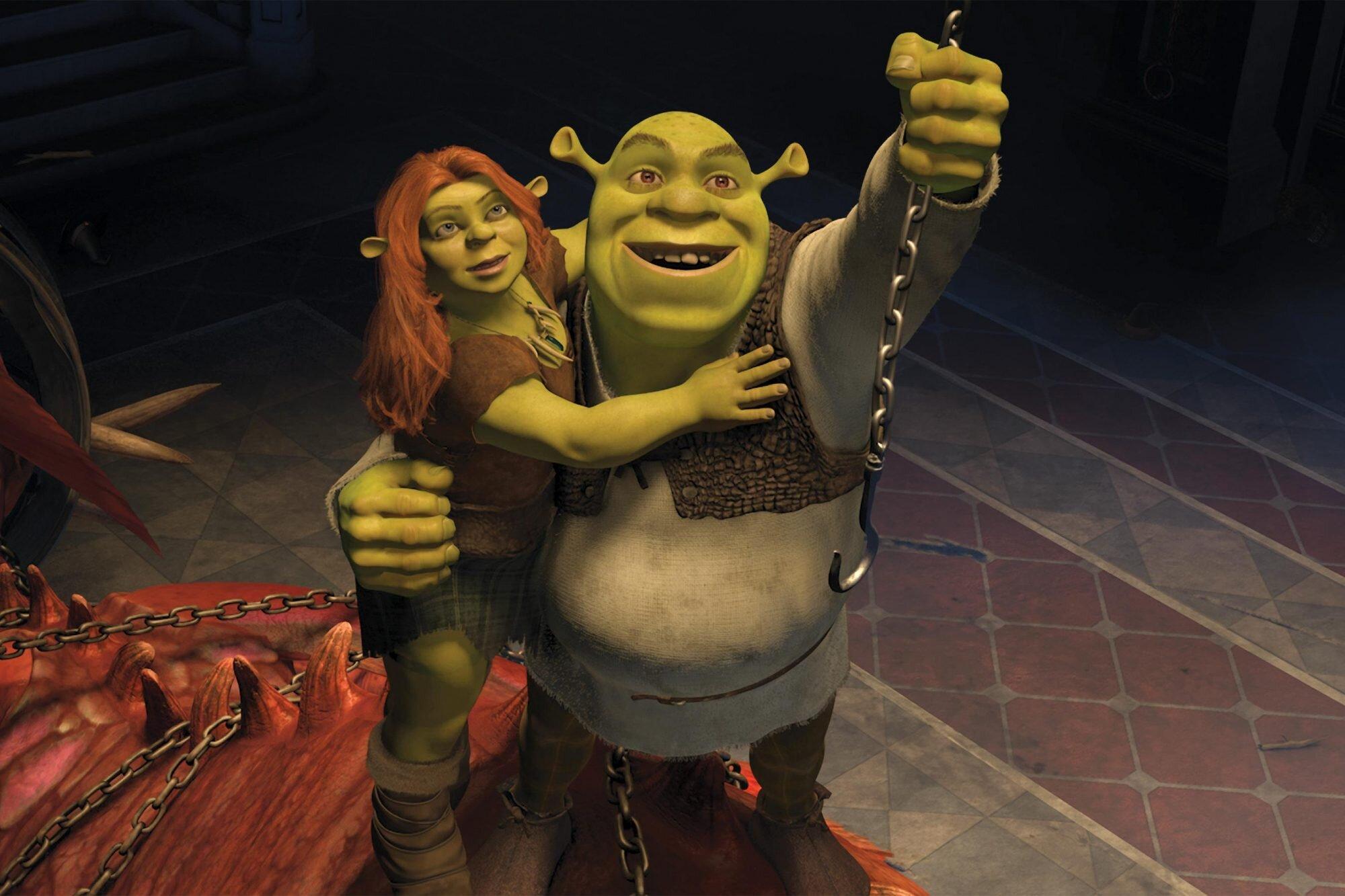 Shrek Stars Look Back On The Fractured Fairy Tale Franchise Ew Com