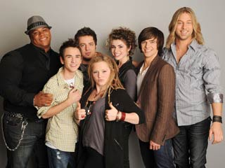 American Idol | DON'T WANT TO MISS A THING from American Idol Season 9's Top 10 contestants