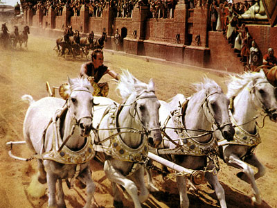 Ben-Hur, Charlton Heston | Ben-Hur (1959) To this day, only Titanic and The Lord of the Rings: The Return of the King have matched the record 11 Oscars won…