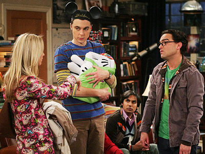 The Big Bang Theory | Big Bang Theory recap: Not coitus-ing around Sheldon wanted to have dinner with Leonard and Penny, and figured the best way to do it was…