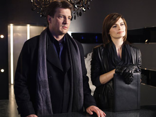 Castle | PARTNERS IN CRIME Nathan Fillion and Stana Katic play crime-solving duo Richard Castle and Kate Beckett.