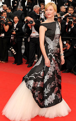 Cate Blanchett | CATE BLANCHETT For the opening night of the festival — and her movie?s premiere — the Robin Hood star pulled out all the stops in…