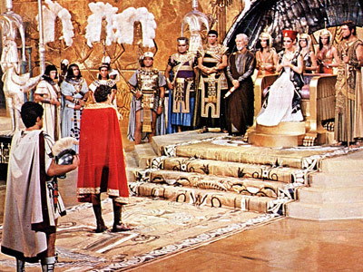 Cleopatra, Elizabeth Taylor   Cleopatra (1963) It's the stuff of Hollywood legend: an out-of-control budget, a torrid offscreen love affair, an endlessly troubled shoot. Never mind that the Elizabeth…