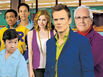 Community | COMMUNITY finale After a midseason slump, the college series is back to its hilarious self, culminating in this season ender, where we'll get more of…