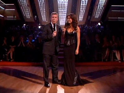 Dancing With the Stars | BROOKE BURKE MISSES THOSE DOMINATRIX-Y PASO DOBLE COSTUMES So she wore one. Read Annie's semifinals performance recap!