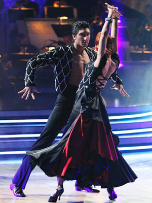Dancing With the Stars | EVAN LYSACEK AND ANNA TREBUNSKAYA: BEST Week 9: Paso Doble (30) Evan's paso doble was probably my favorite dance of his in a ''proving yourself…