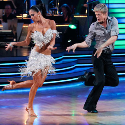 Dancing With the Stars | NICOLE SCHERZINGER AND DEREK HOUGH: BEST Week 2: Jive (score 28) Uh oh! Nicole's heart was set on a traditional, '50s-style, ''Great Balls of Fire''…