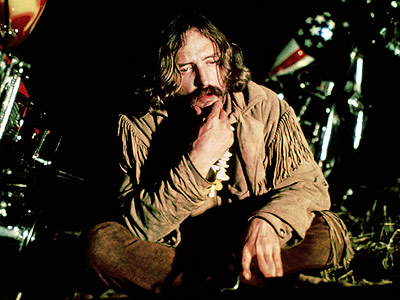 Easy Rider, Dennis Hopper | Easy Rider (1969) Hopper directed and co-wrote this counter-culture box-office sensation, which kicked open the studio doors to a generation of long-haired film brats who…