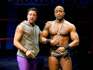 THE ELABORATE ENTRANCE OF CHAD DEITY Desmin Borges and Terence Archie