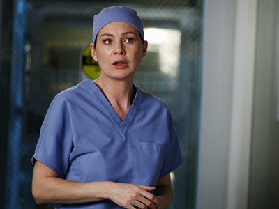 Grey's Anatomy, Ellen Pompeo | GREYSCALE Pick you, choose you, love you, Meredith? You got it.
