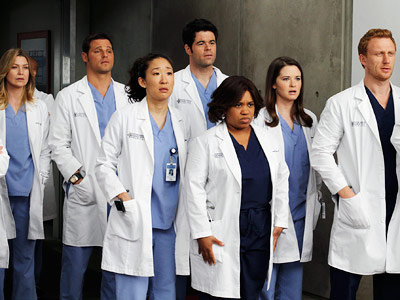 Grey's Anatomy, Ellen Pompeo, ... | Grey's Anatomy recap: Sensitivity training Like Callie, I, too, barely noticed the details of her injury, because I was too wrapped up in how cute…
