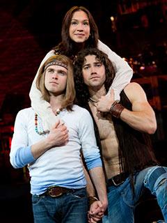Hair | HAIR Kyle Riabko, Diana DeGarmo and Ace Young