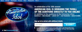 idol-auditions