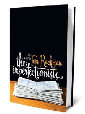 Journalist Rachman's mordantly funny novel is about an English language paper in Rome and its flawed staff. Go to Rachman's site Buy the book on…