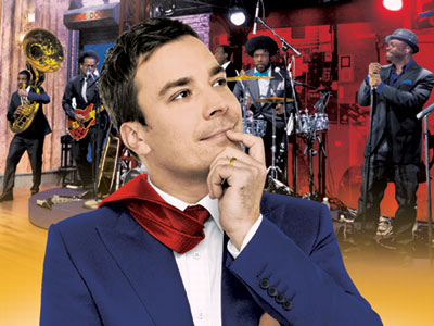 Late Night with Jimmy Fallon | From hilarious Glee spoofs to a glorious week's worth of the Rolling Stones, the comedian (and new Emmy host!) has set a firm — and…