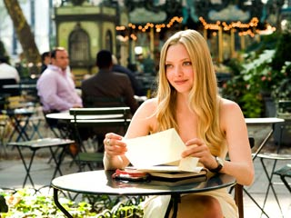 Amanda Seyfried, Letters to Juliet | INNOCENT ABROAD Life is beautiful for Amanda Seyfried in Letters to Juliet
