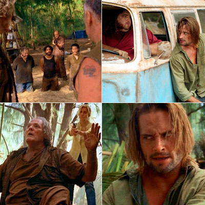 Lost (Season 3 -- Episode 22: Through the Looking Glass) | Sawyer shooting Mr. Friendly: ''That?s for taking the kid.'' My jaw dropped from the badassery. Also: that entire episode was the high point of the…